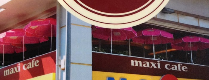 Maxi Cafe&fast food is one of sıla1.