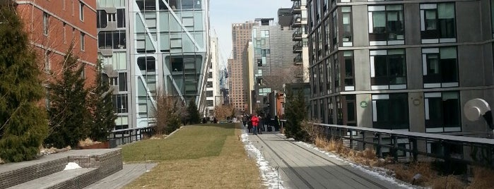 High Line is one of TODO New York City.