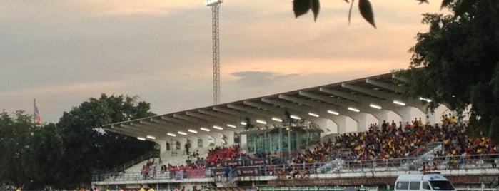Saraburi Stadium is one of ลพบุรี สระบุรี.