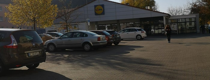 Lidl is one of Berlin.