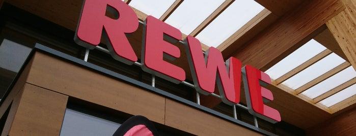 REWE is one of János 님이 좋아한 장소.