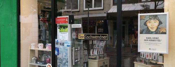 TeeGschwendner is one of Tempat yang Disukai Kübra.