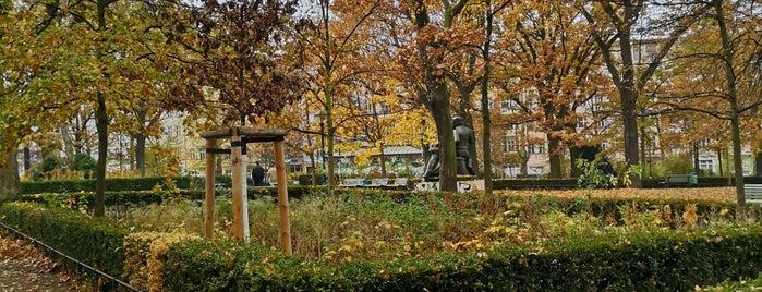 Spielplatz Arnimplatz is one of Tempat yang Disukai Sevil.