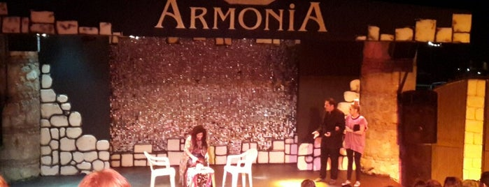 Club Armonia Amfi Tiyatro is one of muğla 14.
