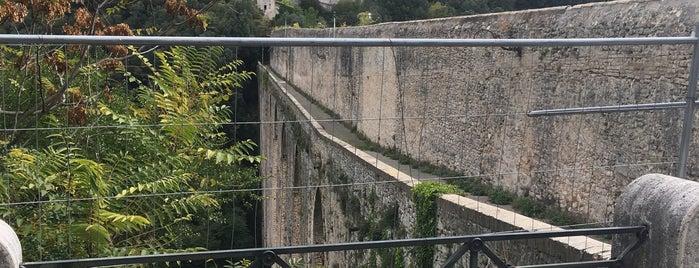 Ponte Delle Torri is one of Места.