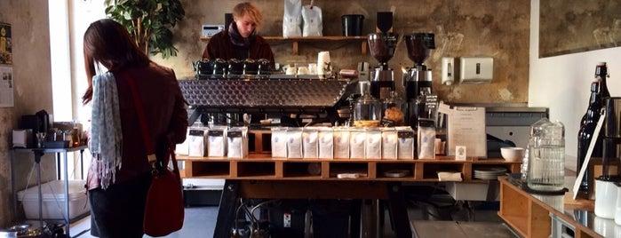 Bonanza Coffee is one of Caffeinating.