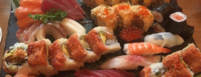 Yami Sushi House is one of Prague - Food 2017.