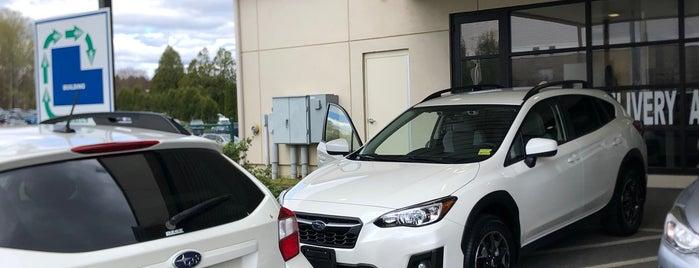 Evergreen Subaru is one of Subaru of New England Dealers.