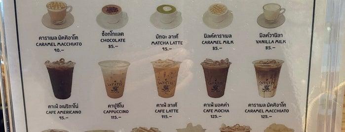 La PATIS is one of Bangkok.