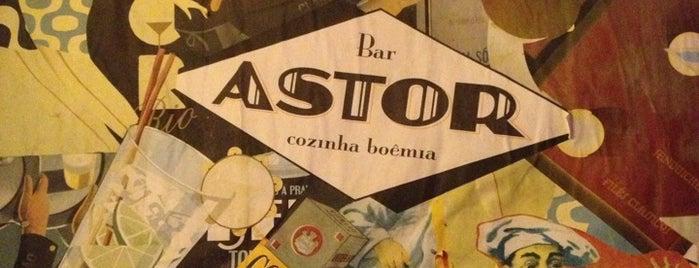 Bar Astor is one of Botecos cariocas.