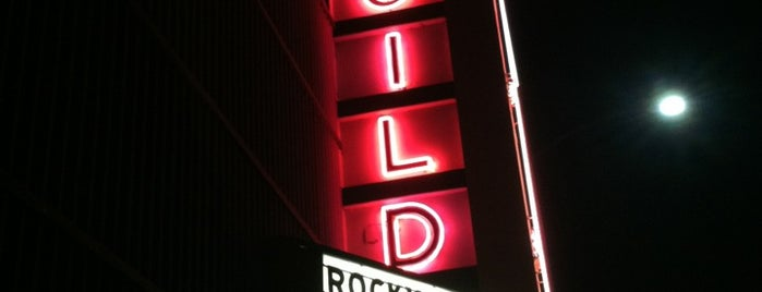 Guild Theatre is one of Neon/Signs California 2.