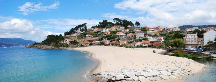 Praia de Loira is one of Playas de España: Galicia.