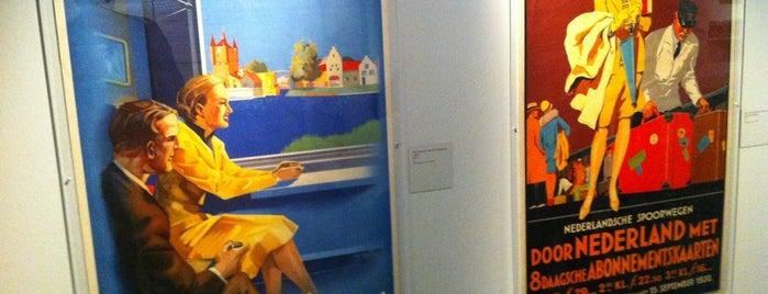 Museum Flehite is one of Gratis toegang met (free entry with) museumkaart..