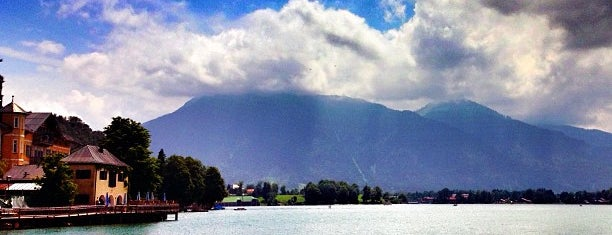Tegernsee is one of Bayerische Alpen.