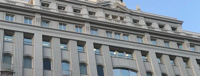 Hyatt Centric Gran Via Madrid is one of Quiero ir !!! 🔜.