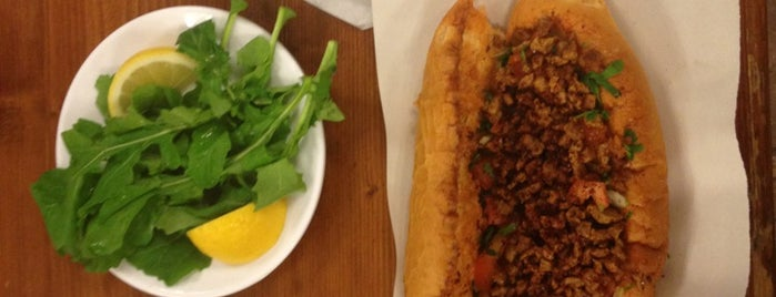 Emine Ana Tantuni is one of Istanbul |Food|.