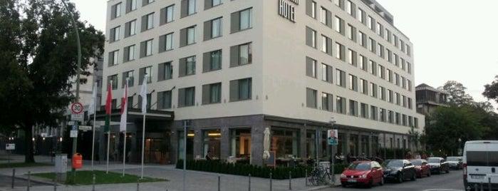 Pestana Berlin Tiergarten is one of Pestana Hotels & Resorts.