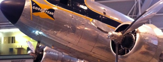Canada Aviation and Space Museum is one of Aviation.