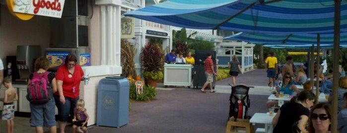 Disney's Old Key West Resort is one of My favorite hotels.