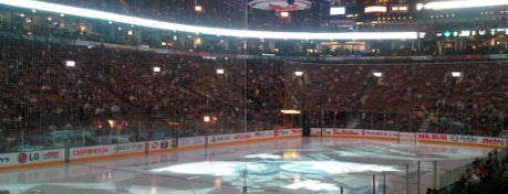 Scotiabank Arena is one of NHL HOCKEY ARENAS.