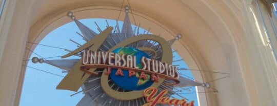 Universal Studios Japan is one of Best of World Edition part 1.