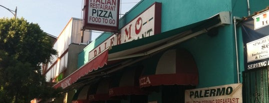 Palermo Italian Restaurant is one of Old Los Angeles Restaurants Part 2.