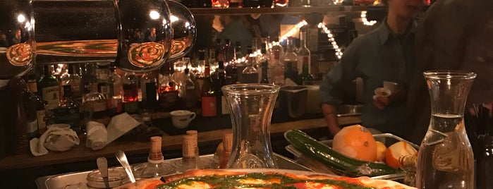 Rubirosa Ristorante is one of the greatest hits.