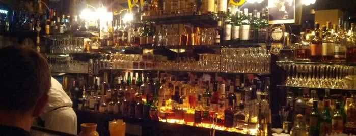 Pusser's is one of Good Bars.