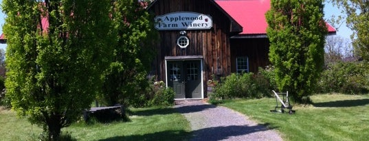 Applewood Farm Winery is one of Ontario Farms.