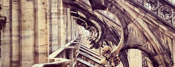 Duomo di Milano is one of 101Cose da fare a Milano almeno 1 volta nella vita.
