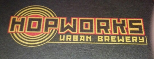 Hopworks Urban Brewery is one of Oregon Breweries.