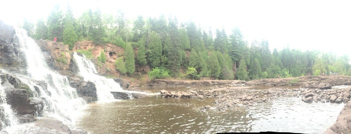 Gooseberry Falls State Park is one of Teaganさんのお気に入りスポット.