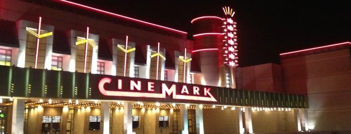 Cinemark Legacy and XD is one of Orte, die Robbie gefallen.