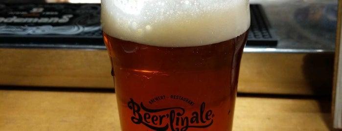 Beer'linale is one of BCN Foodie Guide.
