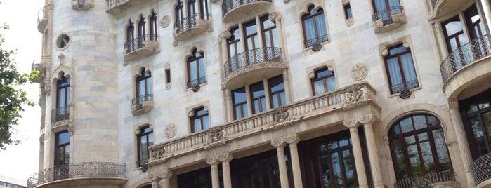 Hotel Casa Fuster is one of Ruta a l'Eixample. La ruta del modernisme.