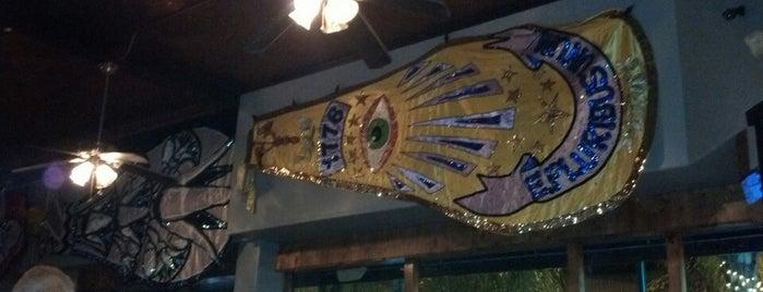 The Stork Club is one of Best Galveston Restaurants.