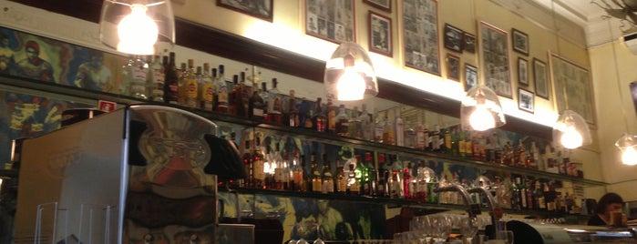 Mundial Bar is one of tapas.