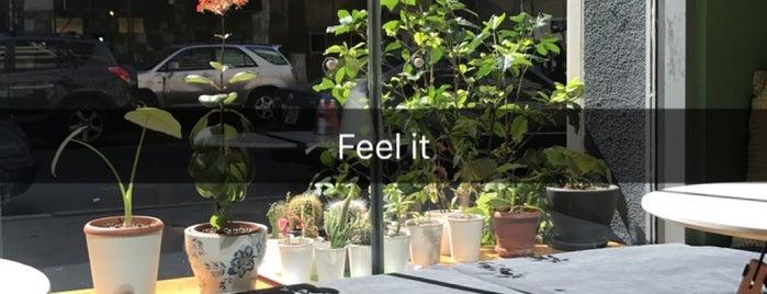 Lumos Vegetarian Cafe/Yoga Studio is one of Vegan or Organic tbilisi.