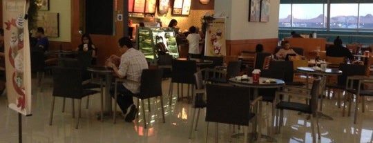 Starbucks is one of Indonesia.