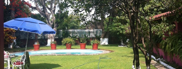 Quinta Isabel is one of CUERNA.