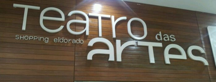 Teatro das Artes is one of Locais curtidos por Leandro.