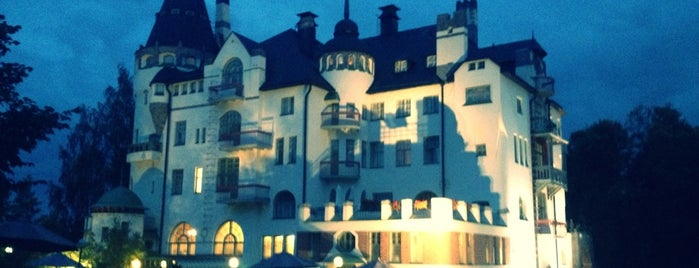 Scandic Imatran Valtionhotelli is one of Hotel History.