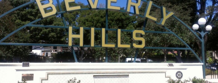 Beverly Hills Sign is one of Los Angeles!.