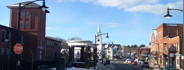 Downtown Newmarket is one of Posti che sono piaciuti a Amber.