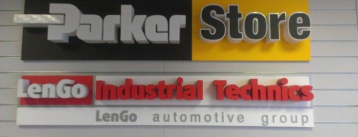 Parker Store is one of Posti che sono piaciuti a Rptr.