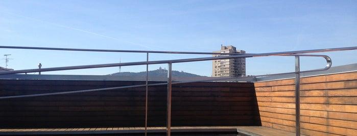 Hotel Soho Rooftop Terrace is one of Terrazas Barcelona.