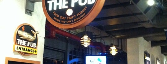 The Pub at Monte Carlo is one of 10 Dining Challenges in Las Vegas!.