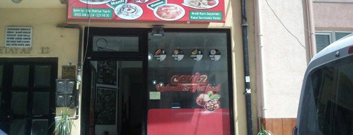 Ceviz Kahvaltı & Fastfood is one of สถานที่ที่ Ahmet ถูกใจ.