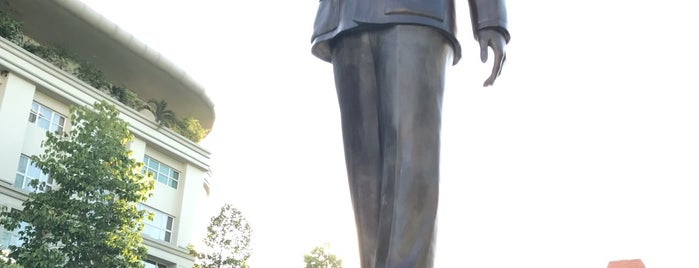 Ho Chi Minh Statue is one of Ho Chi Minh City.