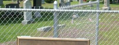 saint Laurents cemetery is one of Locais curtidos por Lindsaye.